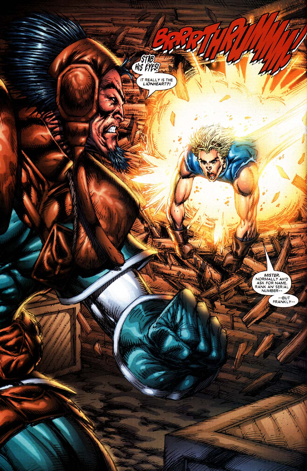 Read online X-Force (2004) comic -  Issue #2 - 8
