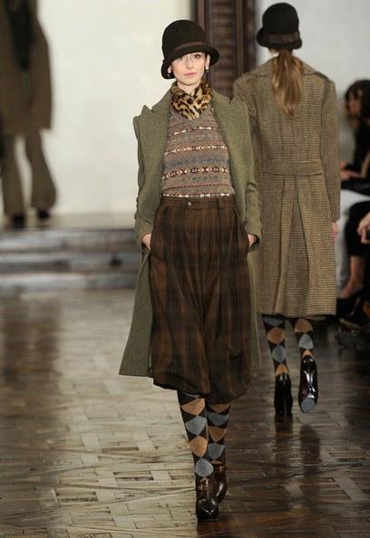 Женские брюки 2012