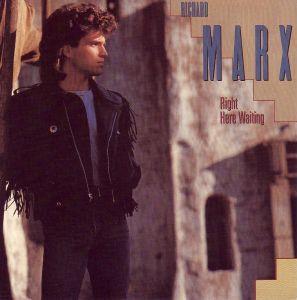 Richard Marx Right Here Waiting piano sheet music