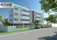 Apartamentos de 02 dormitórios - Estância Pinhais