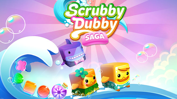 Scrubby Dubby Saga APK Mod (Offline, Unlimited Lives, Boosters)