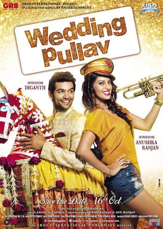 Wedding Pullav 2015 Hindi pDVDRip XviD 700mb