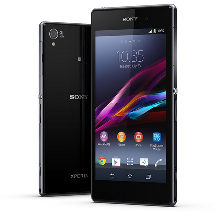 Kelebihan dan kekurangan Sony Xperia Z1 C6903