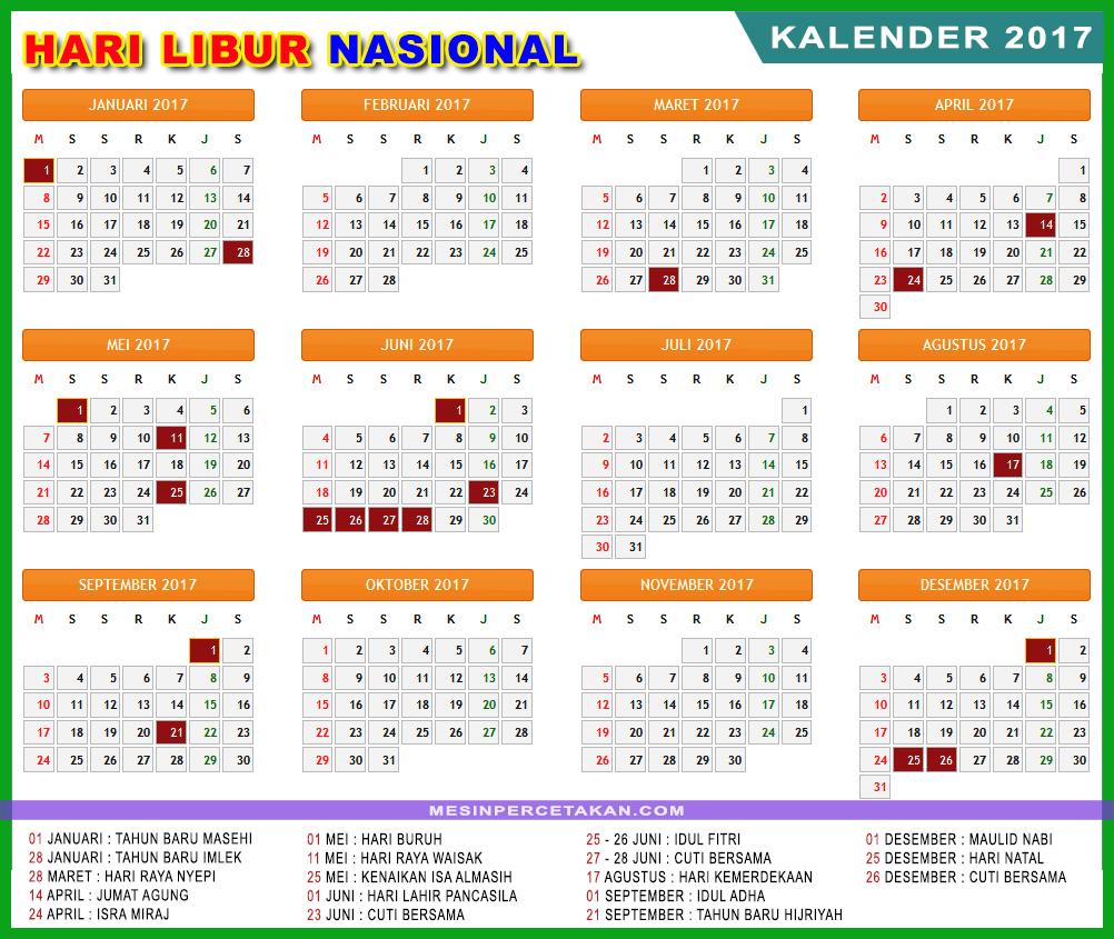 Libur Lebaran 2020