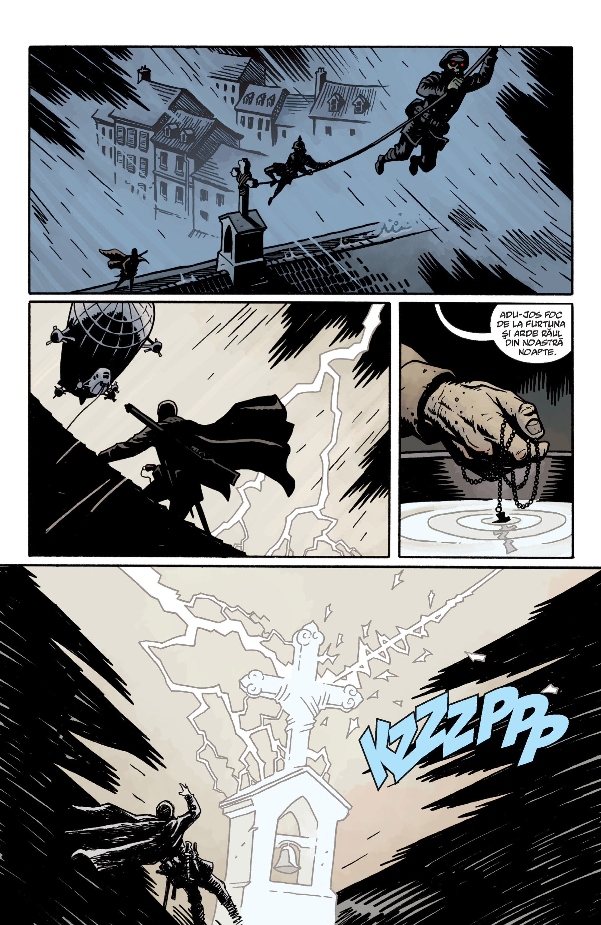 Read online Baltimore: The Plague Ships comic -  Issue # TPB - 18