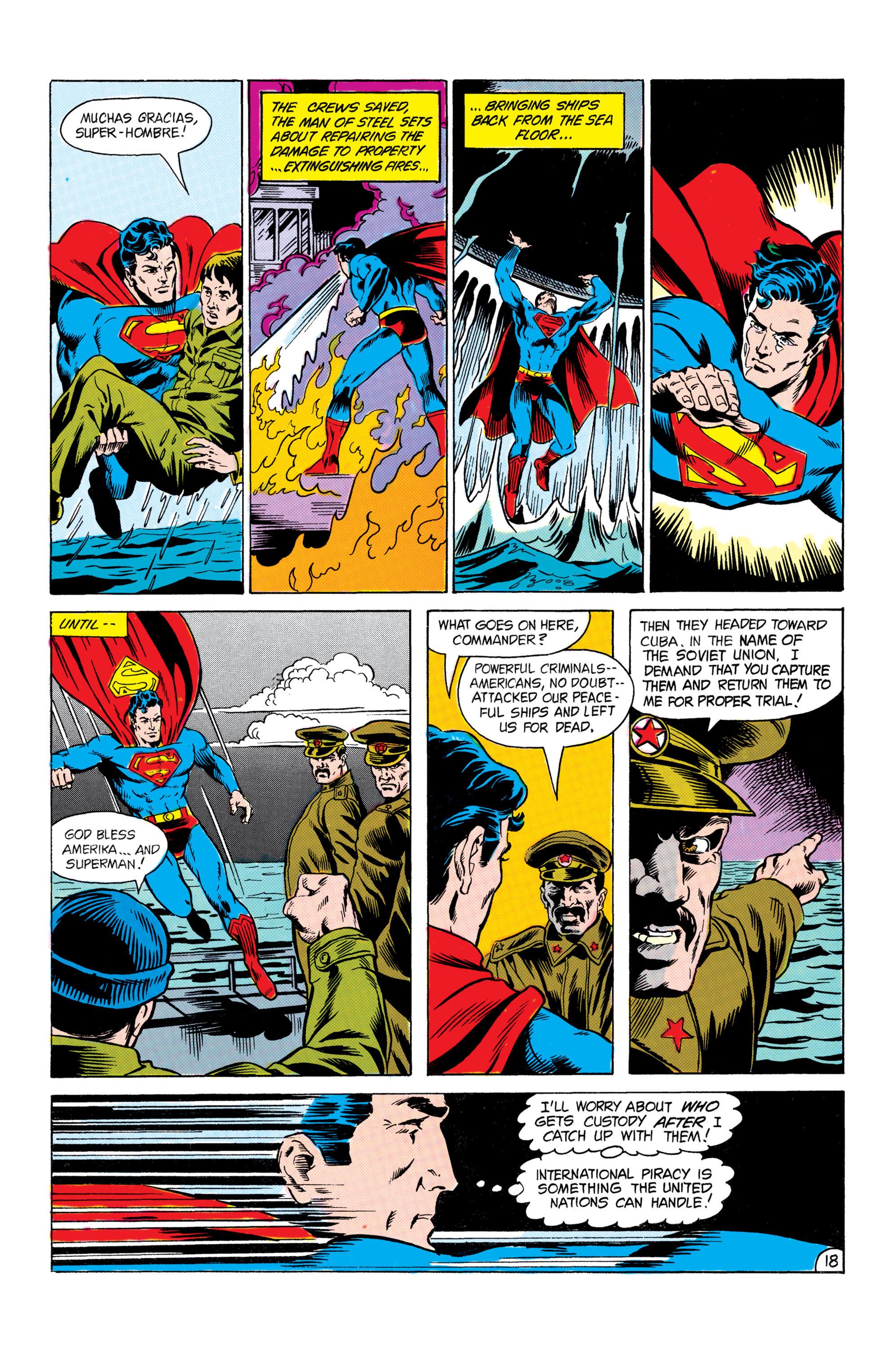 Read online World's Finest Comics comic -  Issue #306 - 19