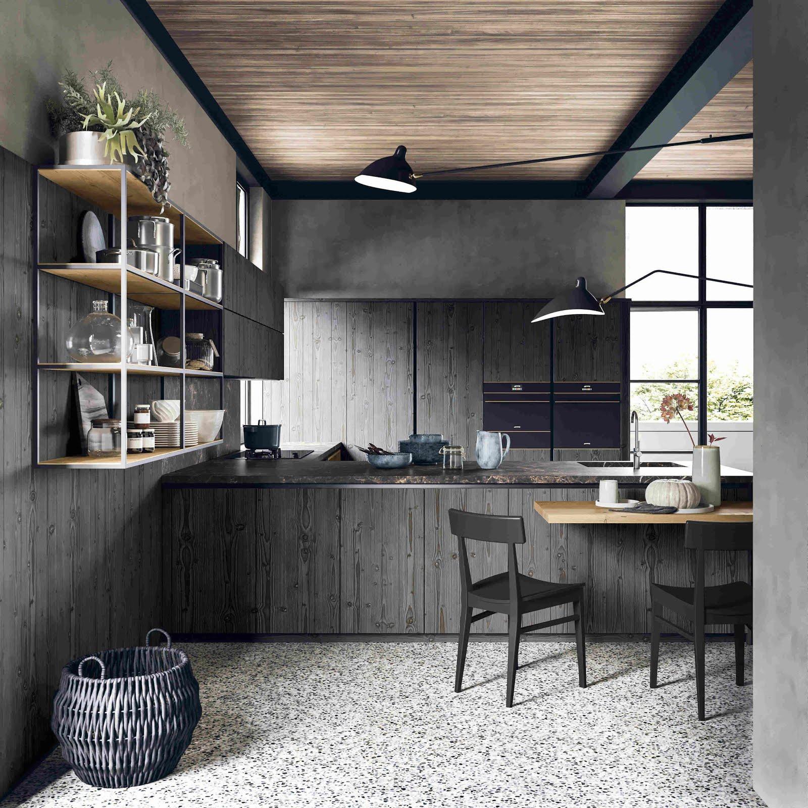 Arredo e Design: Scandola Mobili: dalla cucina alla zona living