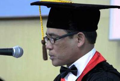 Guru Besar Unhas Ditangkap Karena Sabu