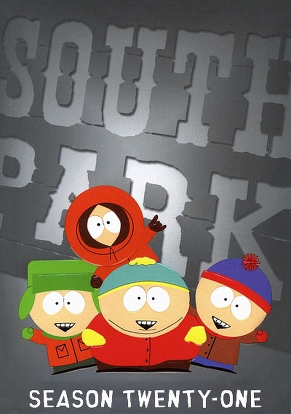 South Park ( Completo) WEB DL 1080p Dual Latino/Ingles