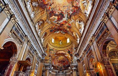 Basilica di Santa Maria Sopra Minerva Rome