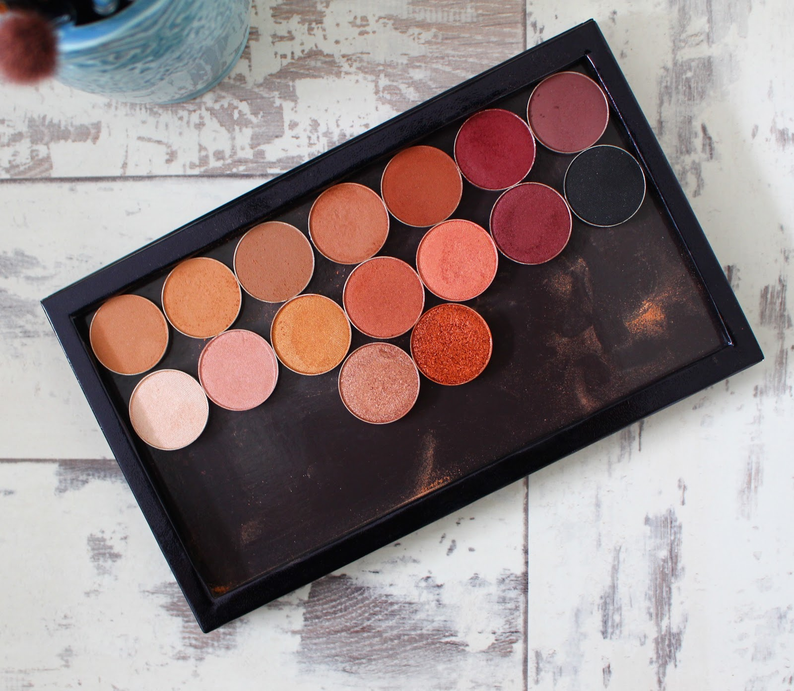 Makeup Geek Review, Makeup Geek Swatches