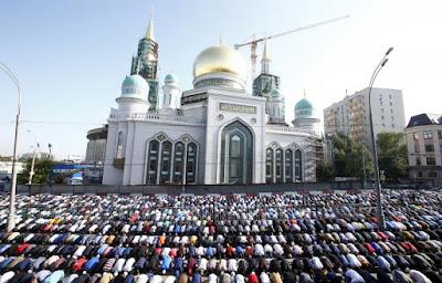 یورپ کے گرجا گھرمساجد میں تبدیل ہونے لگے
