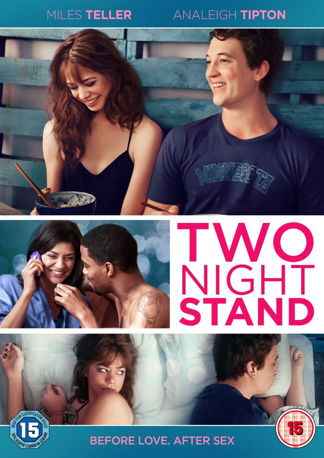 Nonton Film Two Night Stand (2014)