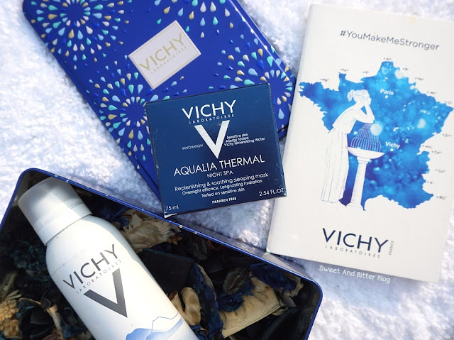 Vichy Laboratories Aqualia Thermal Night Spa