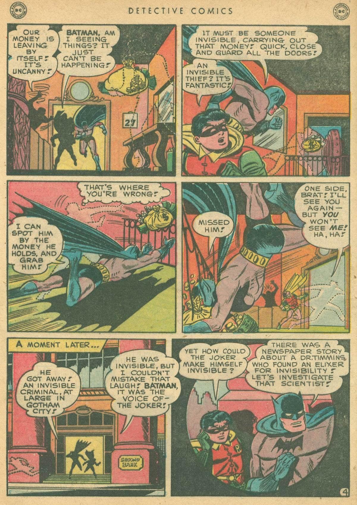 Detective Comics (1937) 138 Page 5