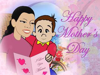 Kartu Ucapan Selamat Hari Ibu Dalam Bahasa Inggris