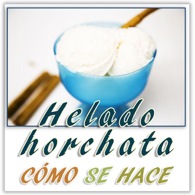 HELADO DE HORCH...