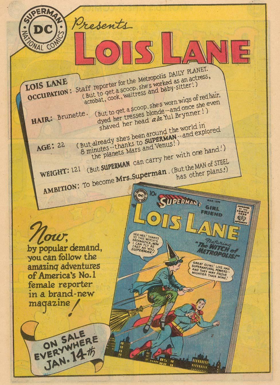 Read online World's Finest Comics comic -  Issue #93 - 15