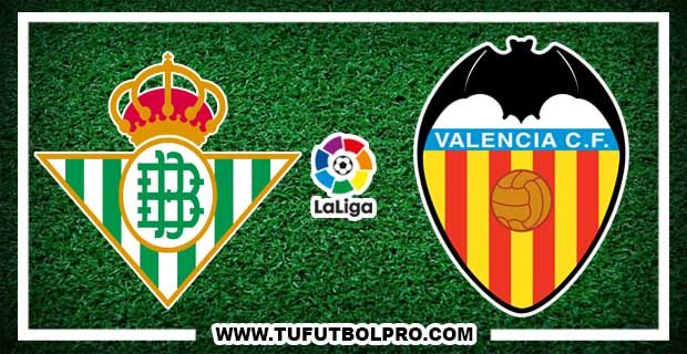 Ver Betis vs Valencia EN VIVO Por Internet Hoy 15 de Octubre 2017