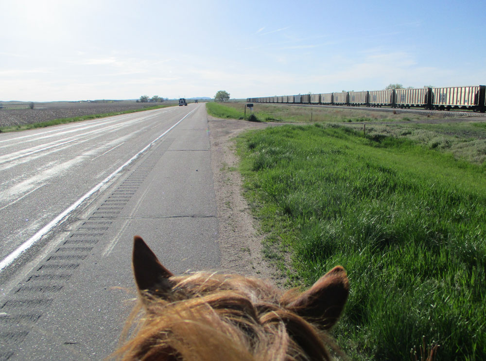 The long horse ride blog the hill that is hard to go around for Where to go horseback riding near me