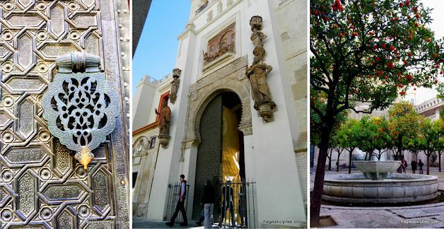 Pátio de los Naranjos, Catedral de la Giralda, Sevilha