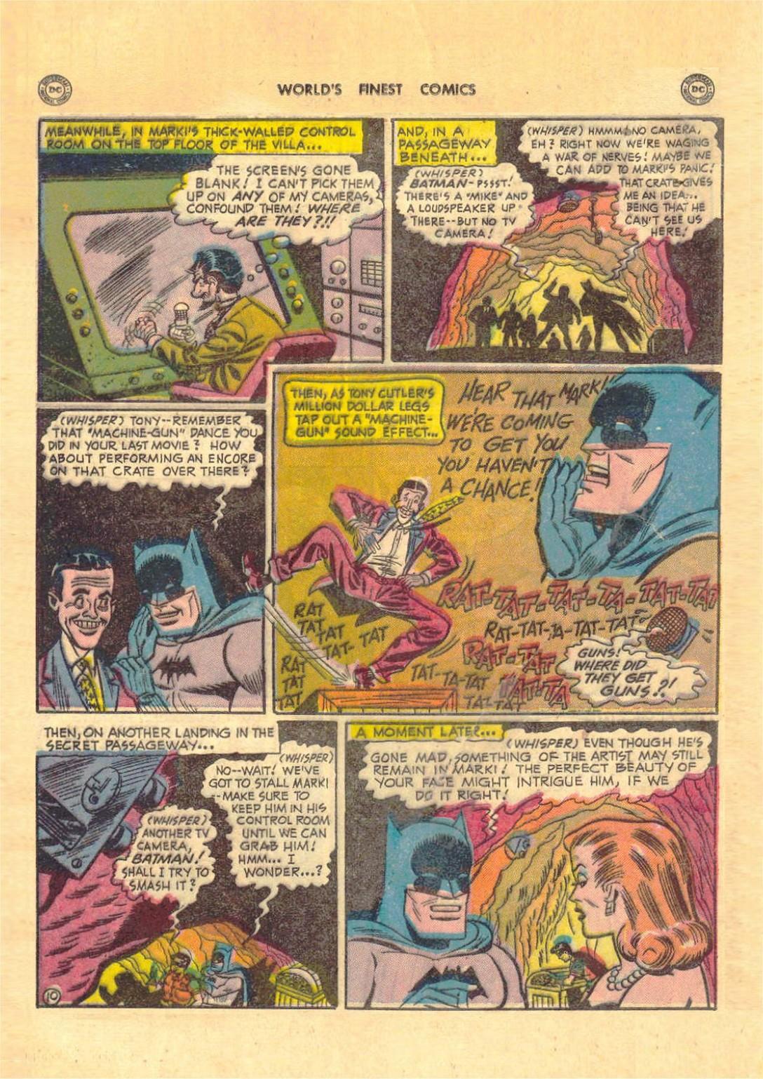 Read online World's Finest Comics comic -  Issue #52 - 72