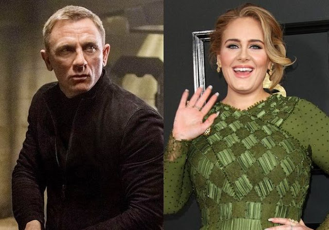 Daniel Craig and Adele Will Return for Next 'Bond' Movie