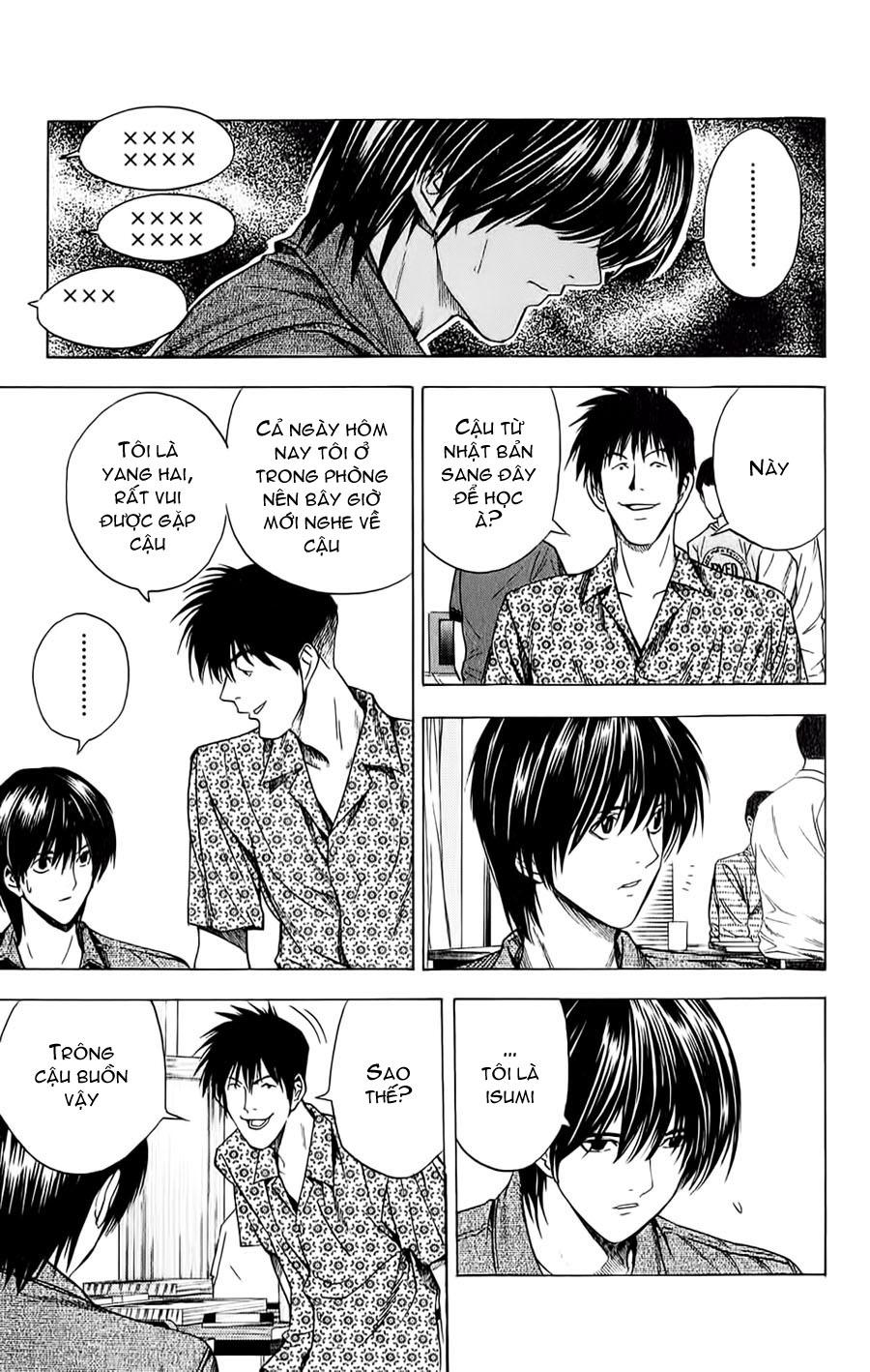 Hikaru No Go hikaru no go chap 133 trang 8