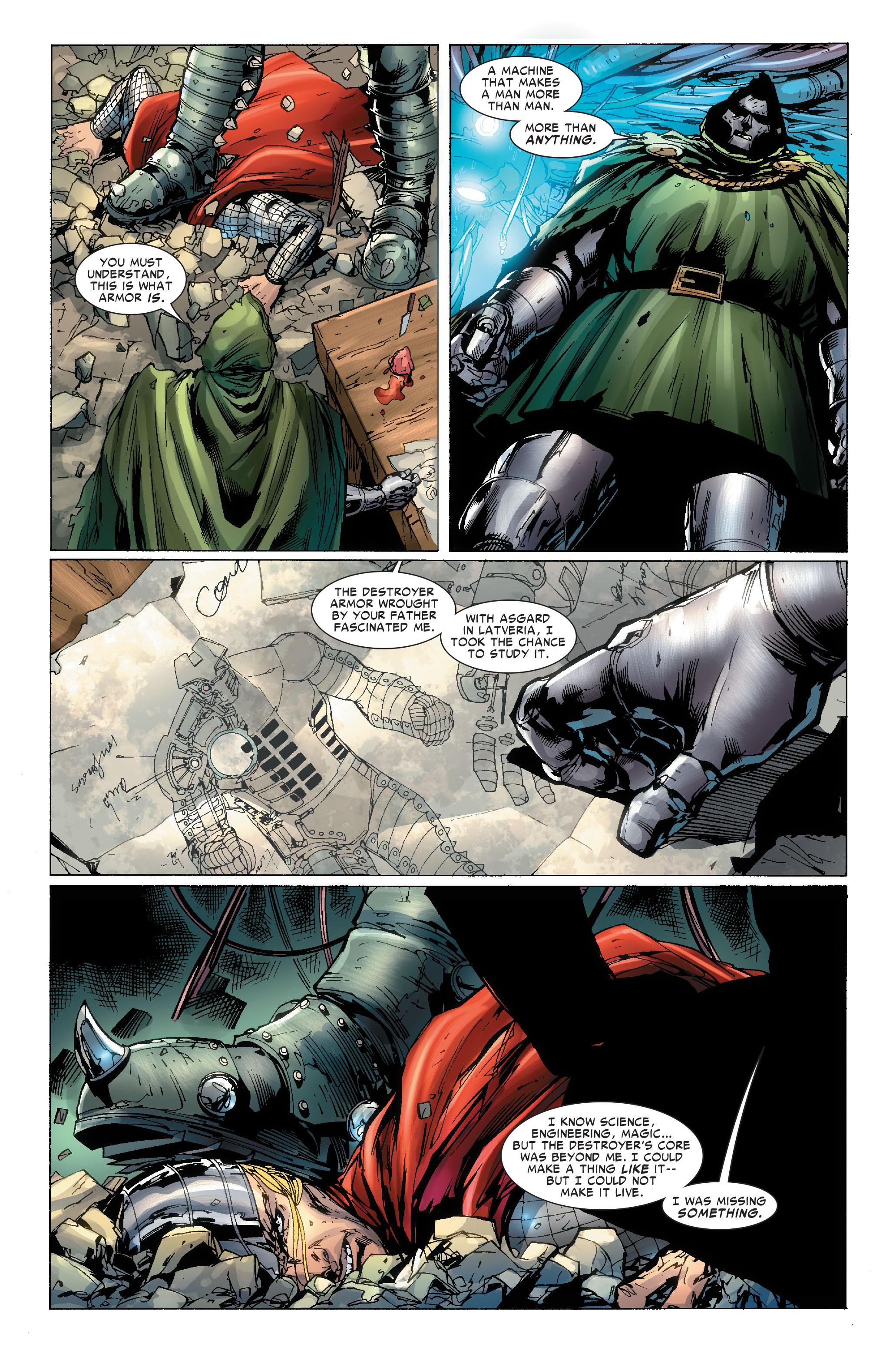 Thor (2007) Issue #605 #18 - English 20