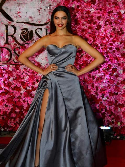 Bollywood Actress Saree Collections: Deepika Padukone