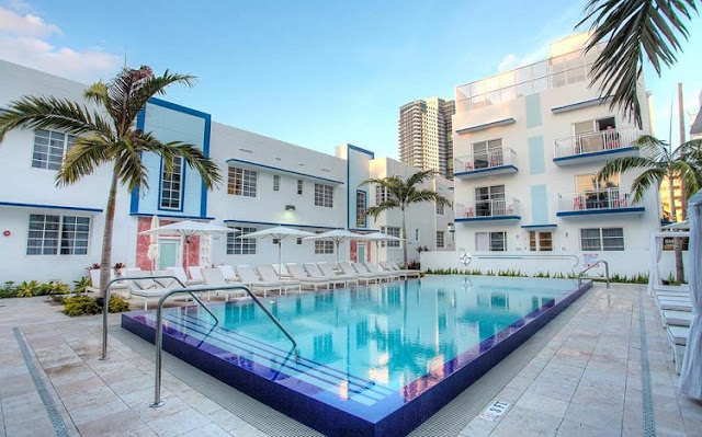 Hotéis bons e baratos em Miami Beach