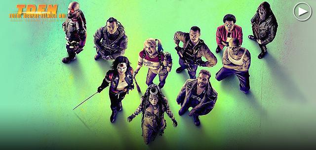 Trailer Nou Suicide Squad