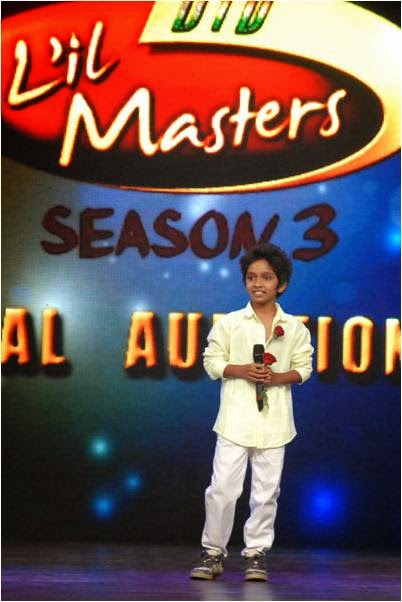 Final auditions of DID Li'l Masters