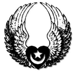 Símbolo sufí: El corazón alado