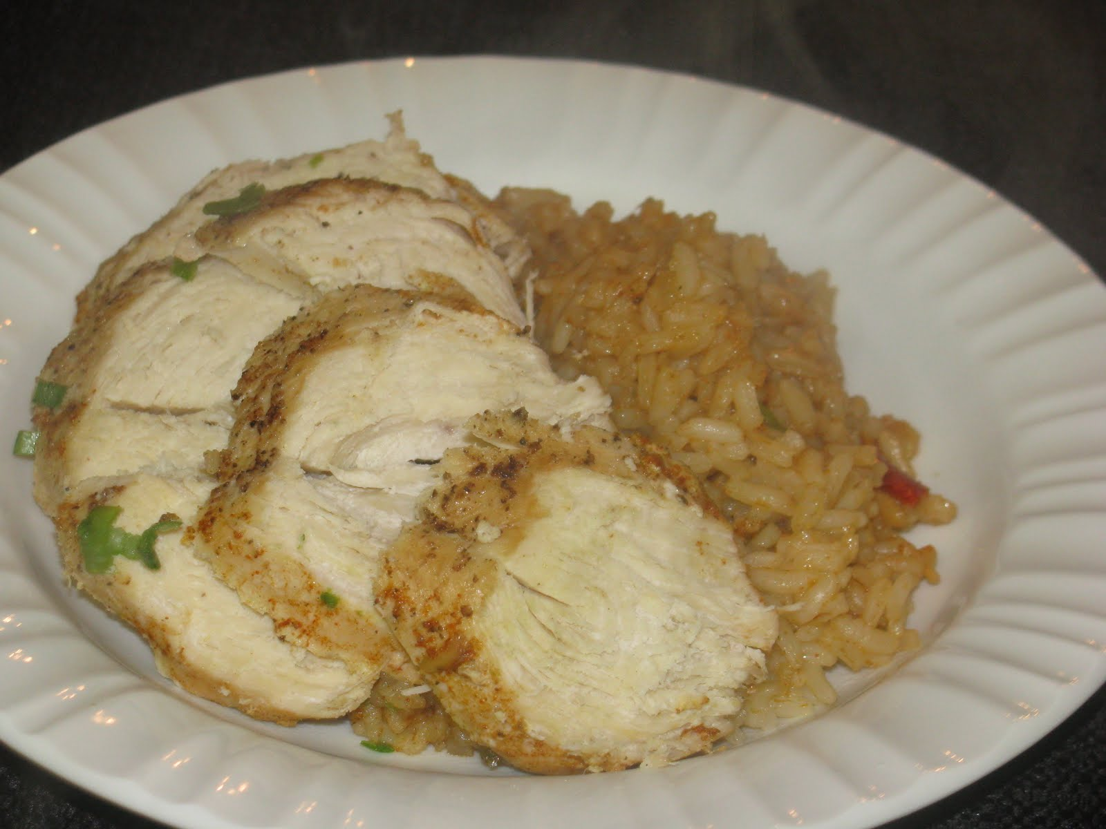 Shamrocks And Shenanigans Zatarain S Chicken And Rice Bake