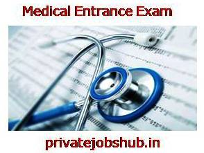 Medical Entrance Exam