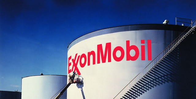 ExxonMobil and other supermajor oil companies earned close to $80billion in profits in 2018