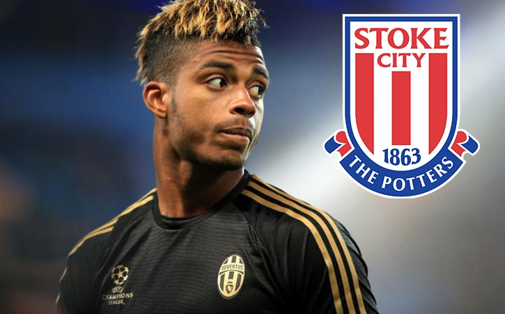 Stoke City keen to sign Juventus midfielder Mario Lemina