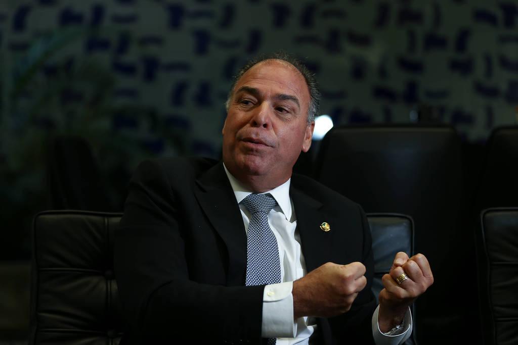 Líder do governo Bolsonaro no Senado é alvo de operação da Polícia Federal