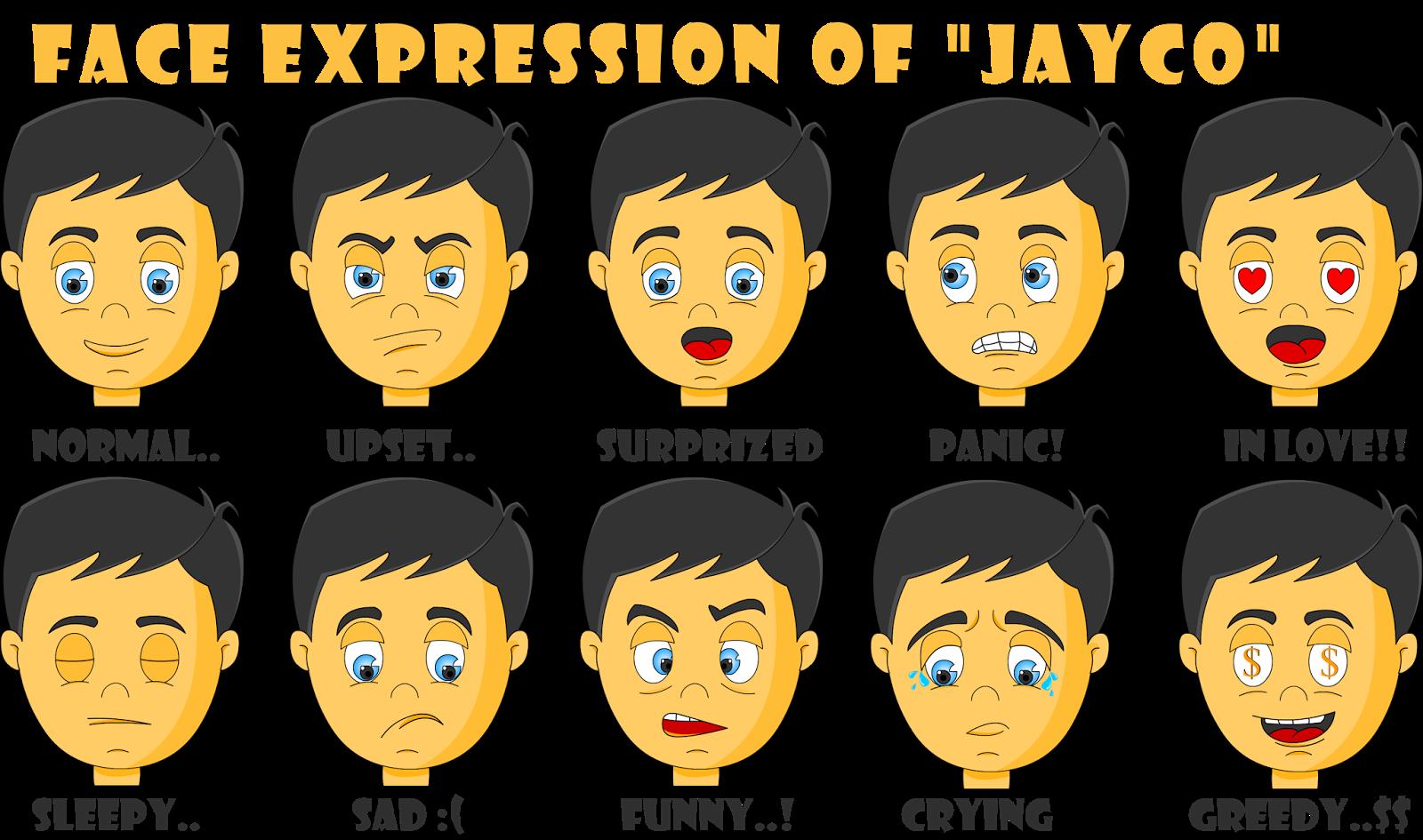 Pics Of Facial Expressions 9