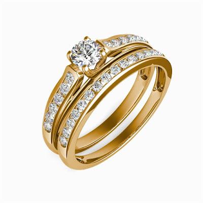 Anillos de boda de oro
