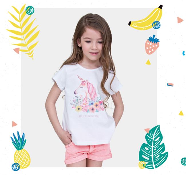 Ropa para niñas primavera verano 2018.