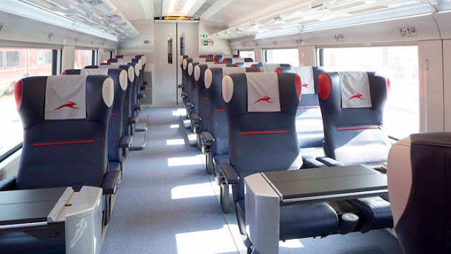 Viagens de trem na Holanda