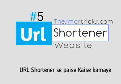 Top 5 high paying URL shorter website