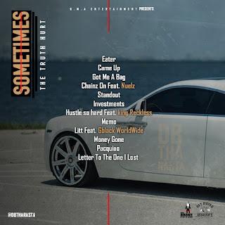 New Mixtape, DB Tha Rasta, Sometimes The Truth Hurts, Hip Hop Everything, The Promo Vatican, Team Bigga Rankin,
