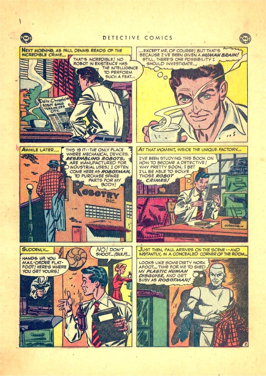 Read online Detective Comics (1937) comic -  Issue #166 - 28