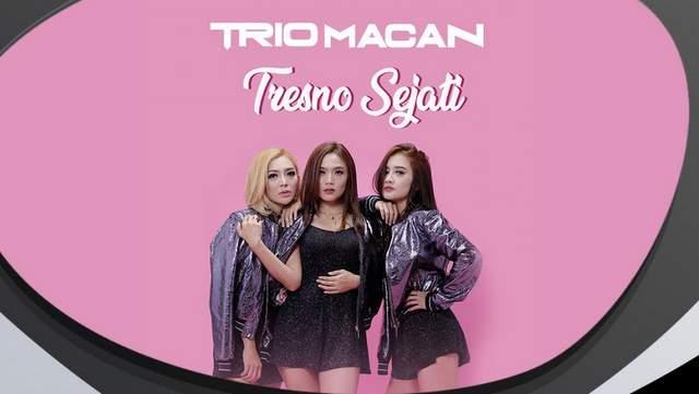 Trio Macan - Tresno Sejati dan Terjemahannya