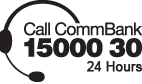 Call center bank Commonwealth indonesia