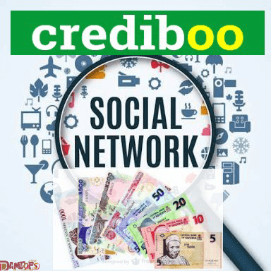 Crediboo Social Network That Pays