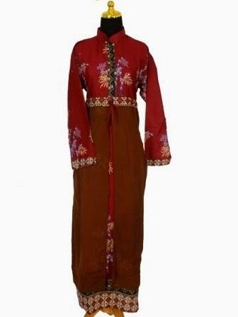Batik Semarang Tips Memilih Busana Batik Muslim Wanita Hamil